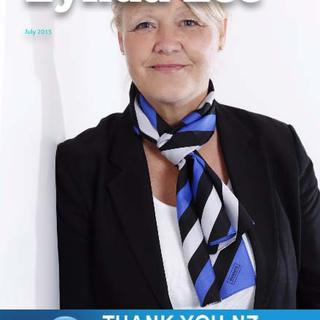 Lynda Lee Hamilton NZ Real Estate Magazine July 2015