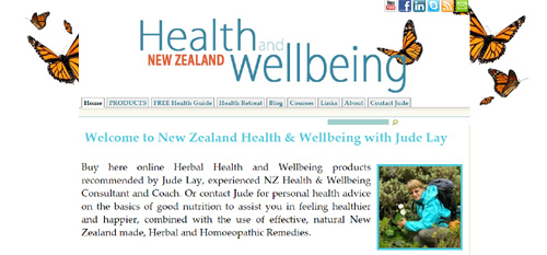 New Zealand Health and Wellbeing