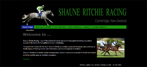 Shaune Ritchie Racing