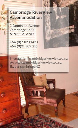 Cambridge RiverView B&B
