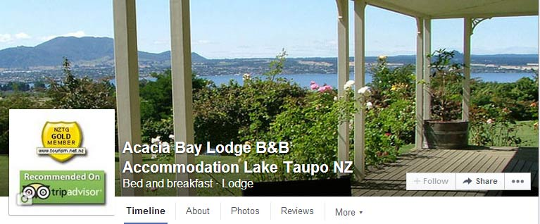Acacia Bay Lodge Taupo