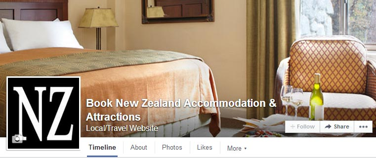 Book New Zealand Accommodation & Attractions